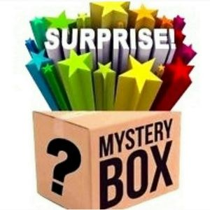 Mystery box jewelry/ makeup/ clothing / fun